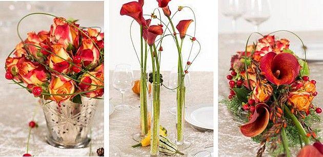 Pynt bordet med flotte dekorasjoner fra Mester Grønn: https://www.mestergronn.no/blomsterbutikk/Kjop_blomster/Blomster_og_gronne_planter
