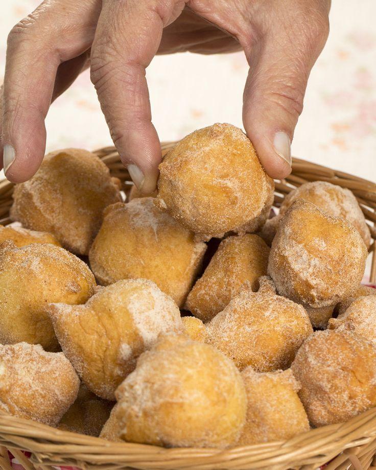 Boah, du musst diese Regentropfen-Donuts probieren.