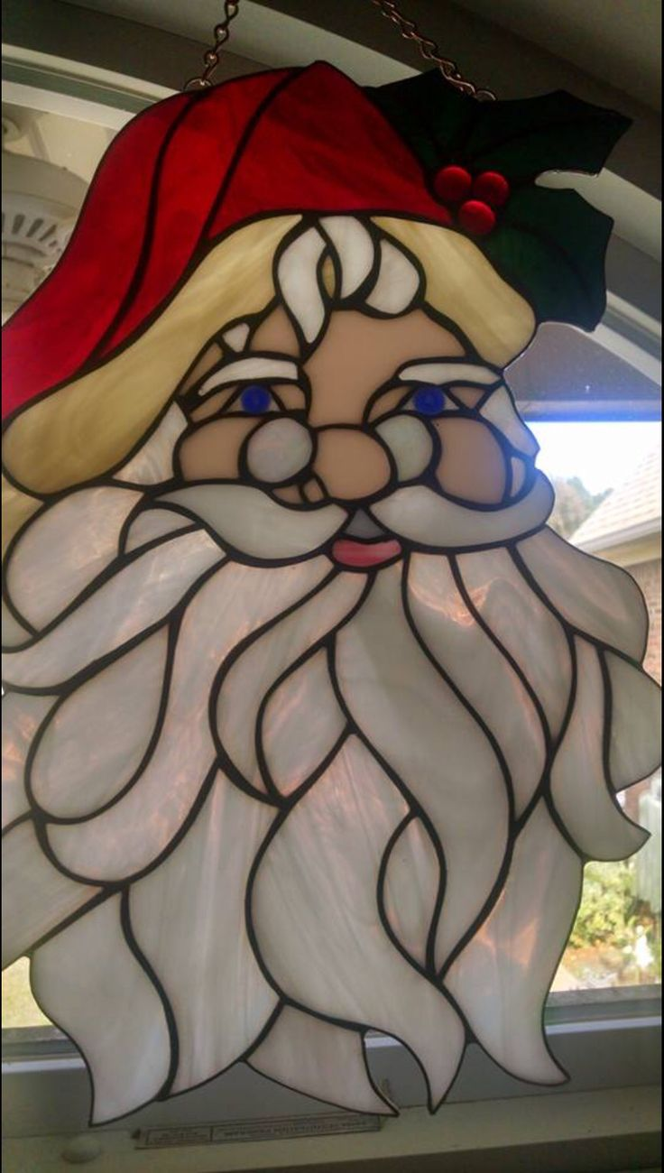 394 best Stained Glass - Christmas images on Pinterest   Stained ...