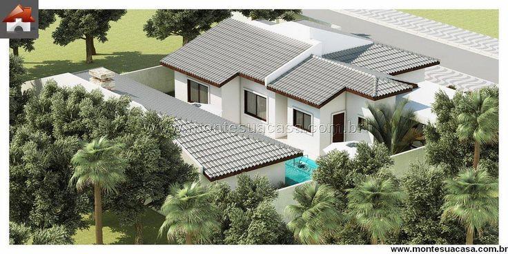 Casa - 3 Quartos - 138.06m²
