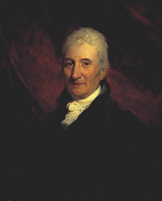 Sir Robert Liston, Diplomat, 1811   by David Wilkie
