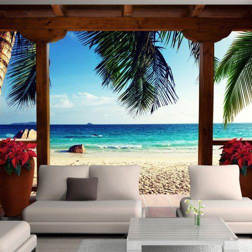 1000 images about wall mural decoration fotomurales. Black Bedroom Furniture Sets. Home Design Ideas