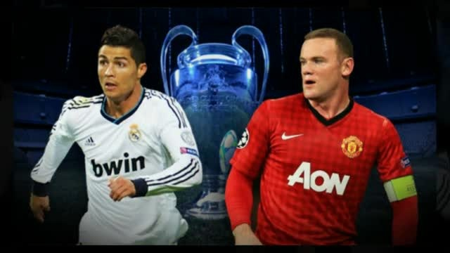 Real Madrid vs Manchester United - The most awaited game! [VIDEO] - created using www.picovico.com