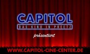 Kino in Preetz: Capitol Cine Center mit Kinoprogramm, Infos rund ums Kino und die Filme, Filmtrailern und vielem mehr.