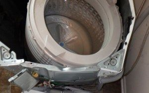Samsung anuncia recall de máquinas de lavar após explosões