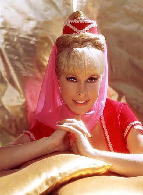 I dream of JeanieFavorite Tv, Barbara Eden, Dreams, Childhood Memories, Movie, Bottle, People, Barbaraeden, Jeannie
