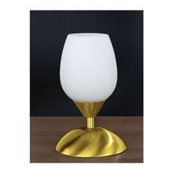 Lampe Chevet Tactile Blanc et Or La Redoute France