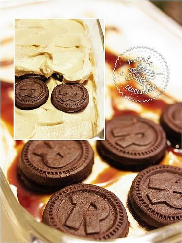 Incanto al Mou e Caramello #caramel and #oreo cake