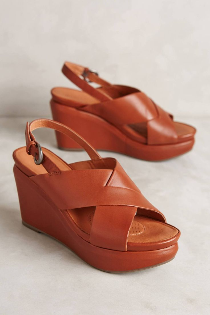 Jayne Wedges by Gentle Souls #anthrofave #anthropologie