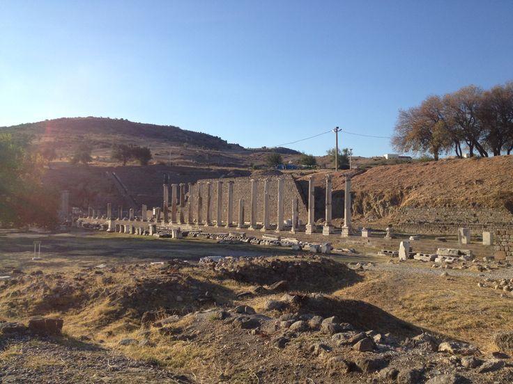 Asclepion, Pergamum, Turkey