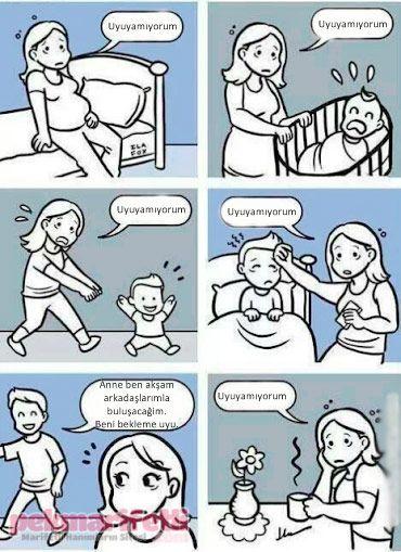 Anne hakkı, tam da bu yüzden ödenmez :)