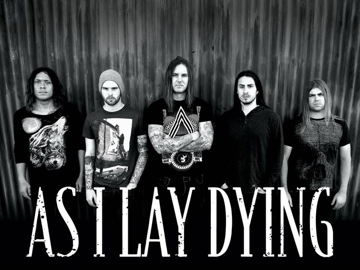 As I Lay Dying Band |