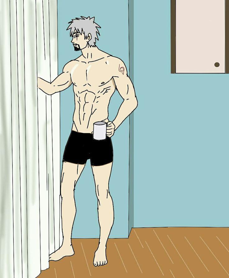 Kakashi Hatake hot