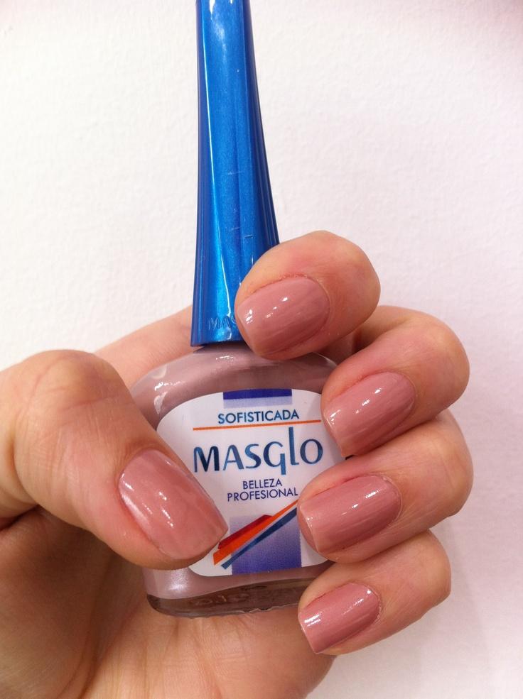 Sofisticada con Masglo. Masglo Nails