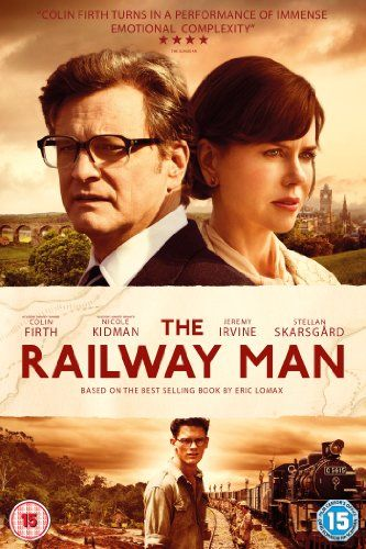 The Railway Man [DVD] [2013]: Amazon.co.uk: Colin Firth, Nicole Kidman, Stellan Skarsgård, Jeremy Irvine, Hiroyuki Sanada, Sam Reid, Tanroh Ishida, Marta Dusseldorp, Masa Yamaguchi, Kenichi Enomoto, Jonathan Teplitzky, Chris Brown, Bill Curbishley, Andy Paterson: DVD & Blu-ray