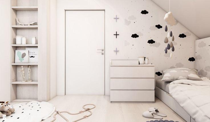 Pokój dziecka styl Skandynawski - zdjęcie od FOORMA Pracownia Architektury Wnętrz - Pokój dziecka - Styl Skandynawski - FOORMA Pracownia Architektury Wnętrz