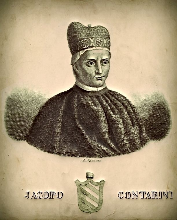 Jacopo Contarini, Doge of Venice