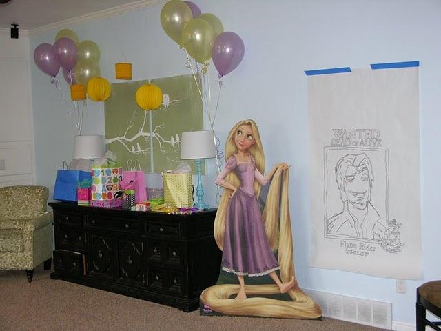 26 best Party - Rapunzel images on Pinterest
