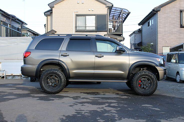 Best Used Trucks >> Lifted sequoia   Toyota sequioa, Toyota suv, Toyota lift