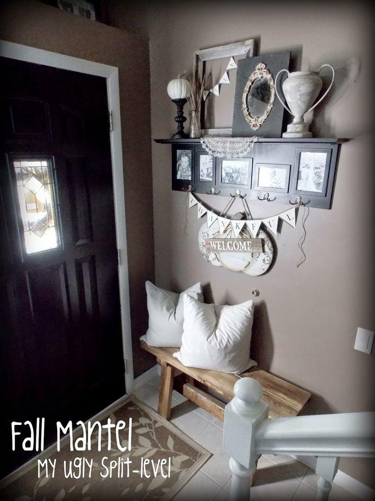 25 best ideas about split level entryway on pinterest for Split living room ideas