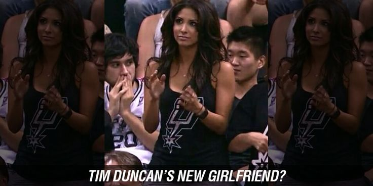tim duncan girlfriend | Dunk Sports Lifestyle...