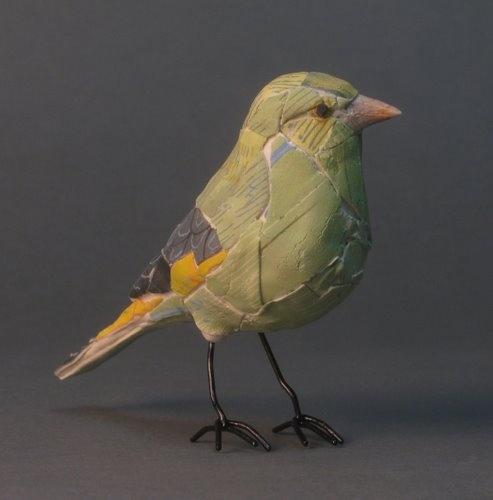 Susan Bryne: Birds Art, Beautiful Pottery, Clay Work, Birds Decor, Ceramics Candy, Susan Obyrn, Pottery Ceramics, Ceramics Artists, Love Birds