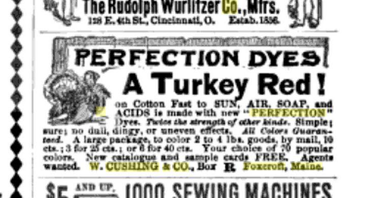 Newspaper Ad 1899. Farm Life, Volume 18, Issue 3.