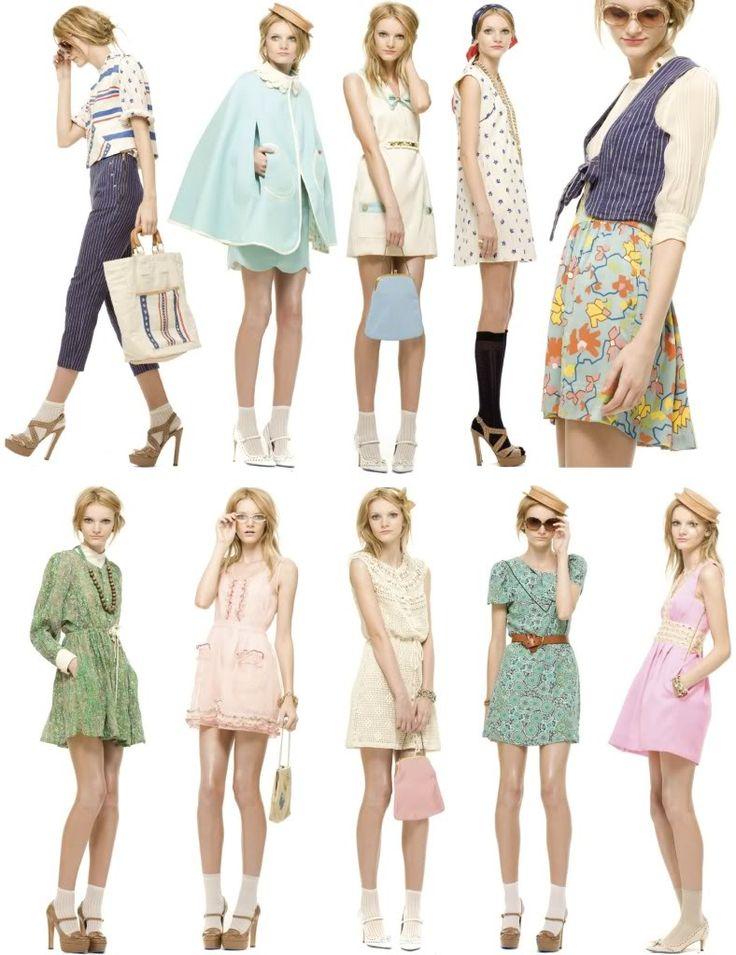 1000 Images About Vintage Spring Fashiom On Pinterest Boho Hippie Harpers Bazaar And Vintage