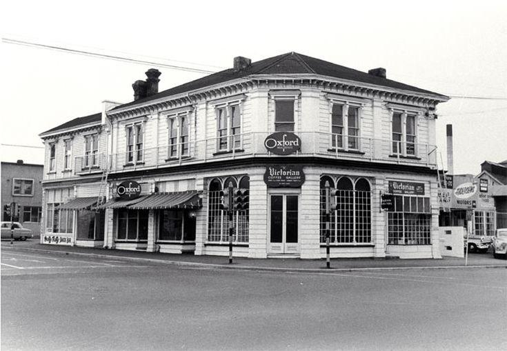 Victorian Coffee Lounge.