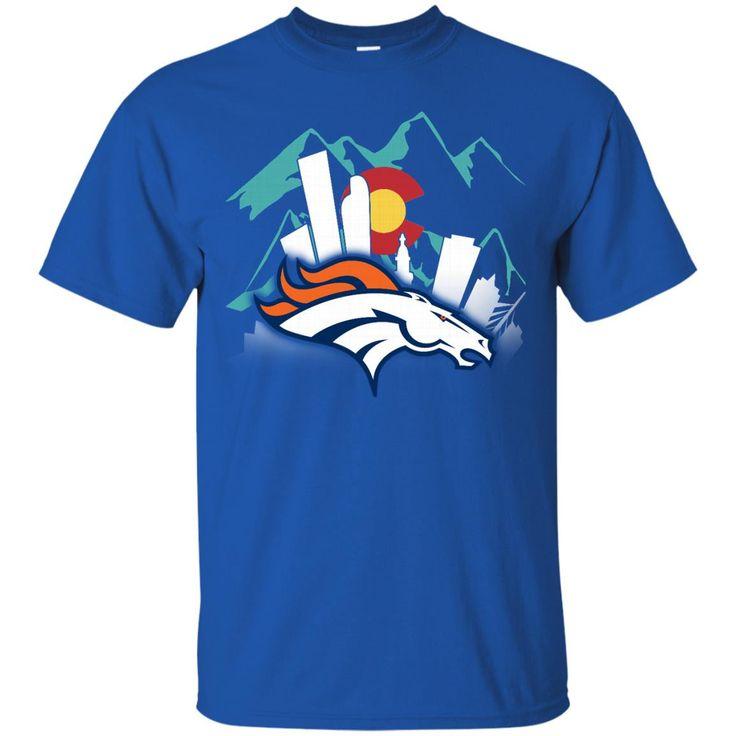 Denver Broncos T-shirts Shirts Hoodies Sweatshirts