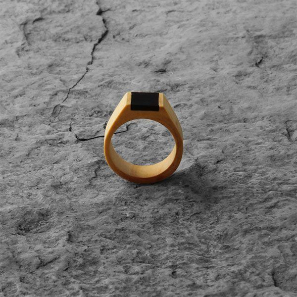 how to make a wooden ring with veneer
