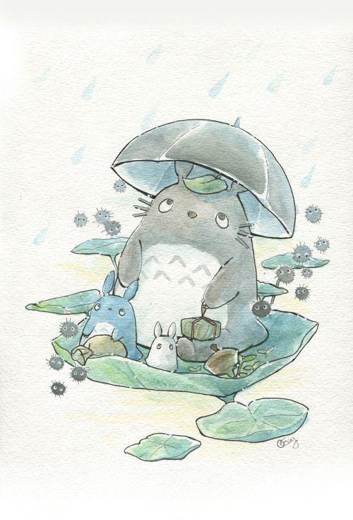 343 best totoro images on Pinterest | Studio ghibli, Hayao ...