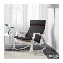 17 ideen zu schaukelstuhl wei auf pinterest gold st hle eames und moderne schaukelst hle. Black Bedroom Furniture Sets. Home Design Ideas