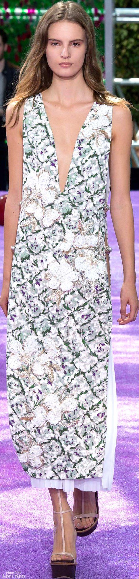 Raf Siimons For Christian Dior Haute Couture Fall/Winter 2015-2016