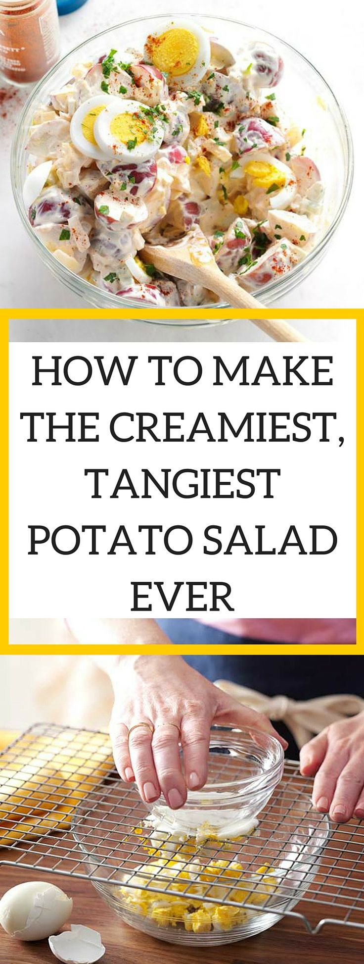 how to cook potato salad