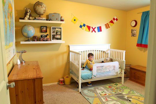 "Growing Up: ""Big Boy"" Rooms"