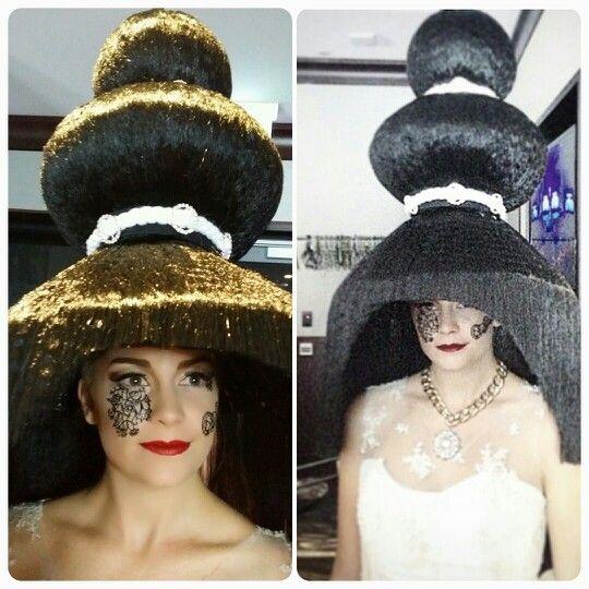 Hair Expo 2014. Makeup by Graduate Jessica Coelho