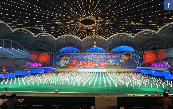 ¿Problemas con ir a la tierra de King Jong-Un? Un turista anima al mundo a que visite el país con una web que tiene varias fotos en 360º de locaciones. Un viaje entre la belleza y cierta incomodidad