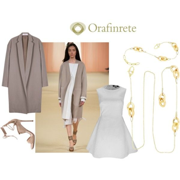 SS 15 TREND by orafinrete on Polyvore featuring moda, Organic by John Patrick, Gianvito Rossi, Breil and modern