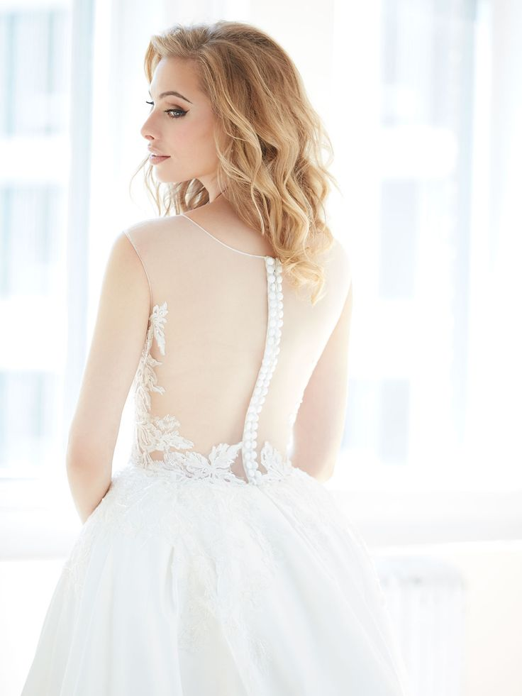 Madison James Bridal Gowns available at Nikki's Glitz and Glam Boutique!