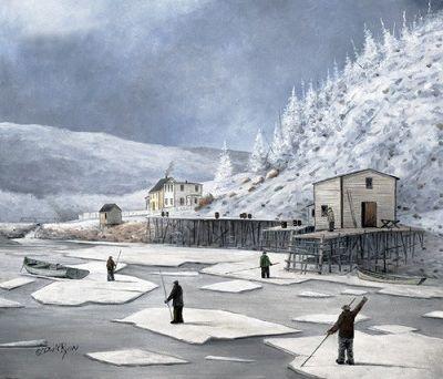 Newfoundland Art - Dale Ryan Gallery