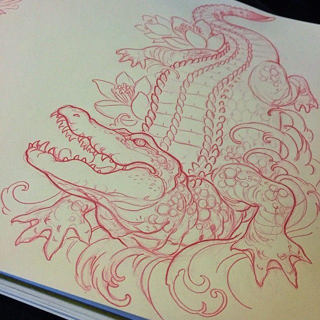 @artronin9 - Alligator