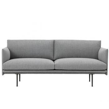 Muuto's Outline sofa, 2-seater