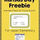 18 multiple choice questions cards perfect for Kansas Day or any of your Kansas units!   A recording sheet and key are included, as well as other i...