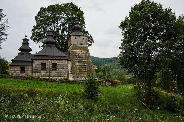 A travel to Lemko churches part two - MATTrail