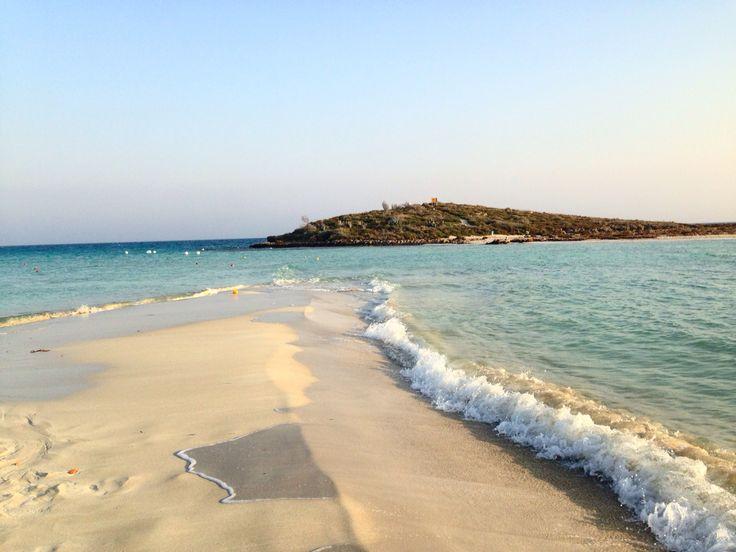 Nissi Beach, Ayia Napa, Cyprus/Nissi Beach, Ayia Napa, Cypr