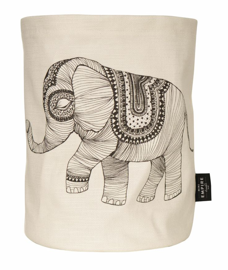 Mini Empire textile bag Elephant