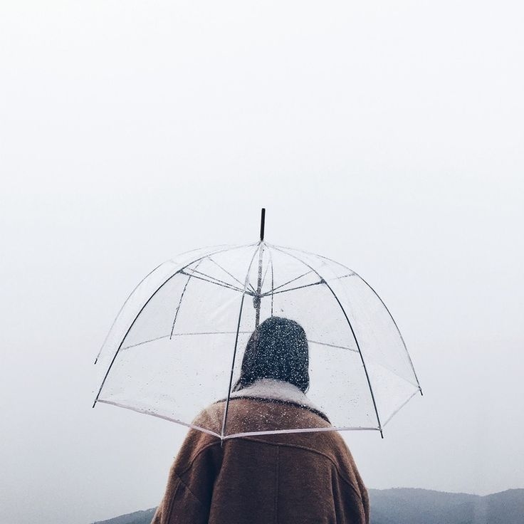Transparent Umbrella | Portrait Photography