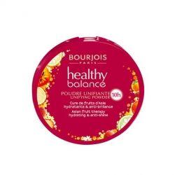 Pudry tuhé Bourjois Kompaktní pudr Healthy Balance