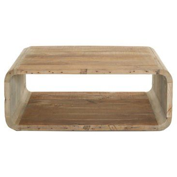 Check out this item at One Kings Lane! Kelley Coffee Table, Natural